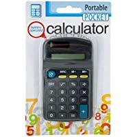 Bulk Buys Battery Operated Calculator (Set of 48)