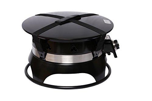 Outland Firebowl Premium Portable Propane Fire Pit By