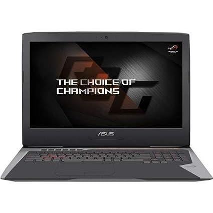 "ASUS ROG G752VS 17.3"" Full HD Gaming Notebook Computer, Intel Core i7-7820HK"
