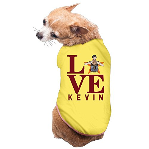 Greenday Love Power Forward #0 Cartoon Pet Doggie Pets Costumes Size M Yellow - Diy Costumes For Pets