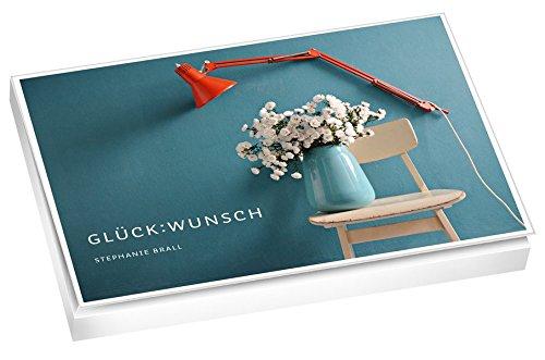 GLÜCK:WUNSCH - Postkartenbuch