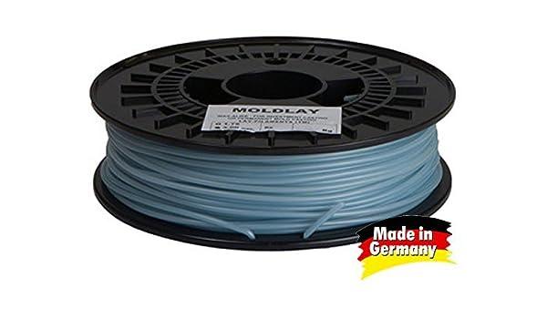poro-lay mold-lay 3d impresión filamento – 1,75 mm, 0,75 kg ...