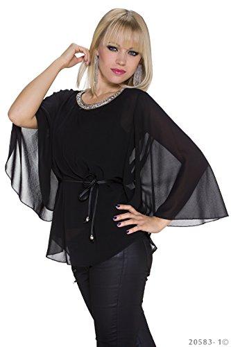 Candy Moda - Camisas - para mujer negro