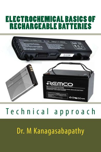 Electrochemical basics of rechargeable batteries - Technical Approach