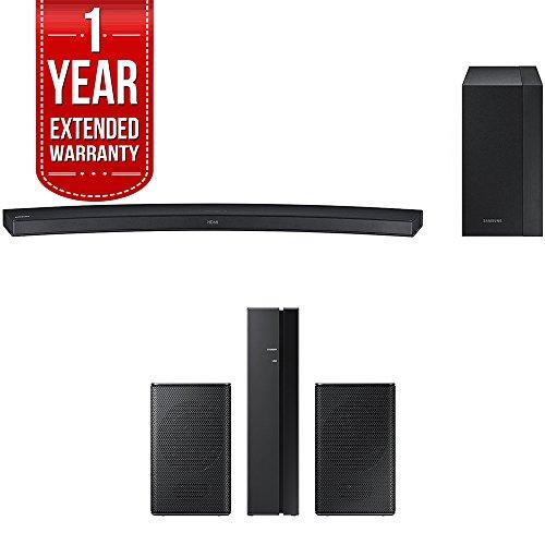 Samsung 260W 2.1ch Curved Soundbar w/ Wireless Subwoofer  +