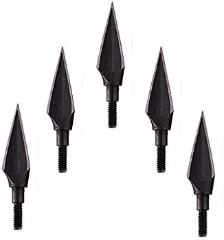 12pc 125Grain Arrow Head Hunting Broadhead Tip Point Archery Recurve crossbow