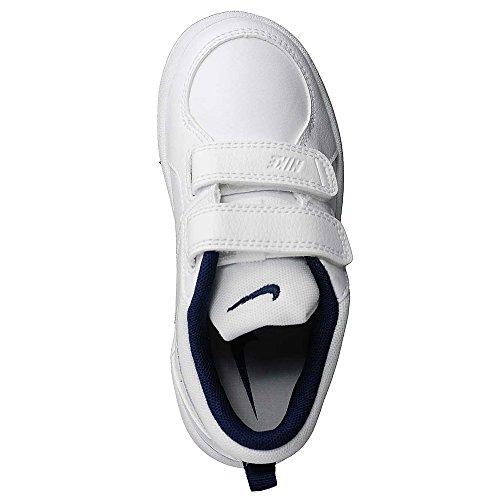 Nike per Primi Unisex Bianco 454501 Passi Scarpe bambini aq6Srwa