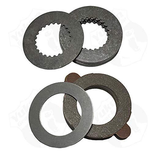 Yukon Gear & Axle (YPKF9.75-PC-2) Trac Loc Clutch Set for Ford 9.75 ()