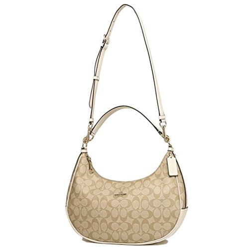 Coach Handbag Bag Signature Purse Hobo Shoulder wzxwHB7aq