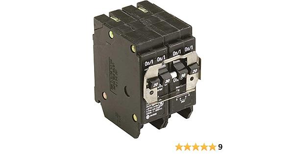 BQC220230 Cutler Hammer 240V 2pole 20//30Amp Circuit Breaker NEW!!!