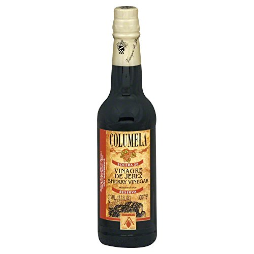 Columela Sherry Vinegar, 30 Year, 12.7 fl. oz. by Columela
