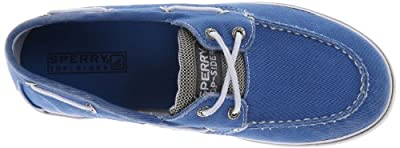 Sperry Halyard Boat Shoe (Toddler/Little Kid/Big Kid)