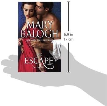 The Escape A Survivors Club Novel Mary Balogh 9780345536068