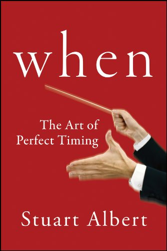 Download When: The Art of Perfect Timing pdf