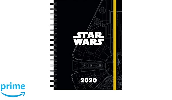 Star Wars. Agenda 2020: Amazon.es: Star Wars, Editorial ...