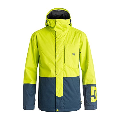 DC Men's Defy 10k Water Proof Insulated Snow Jacket