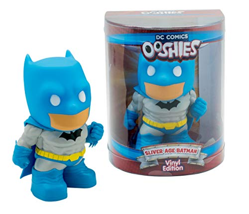 Ooshies DC Comics Series 1 Silver Age Batman Deluxe 4-Inch Vinyl Edition ()