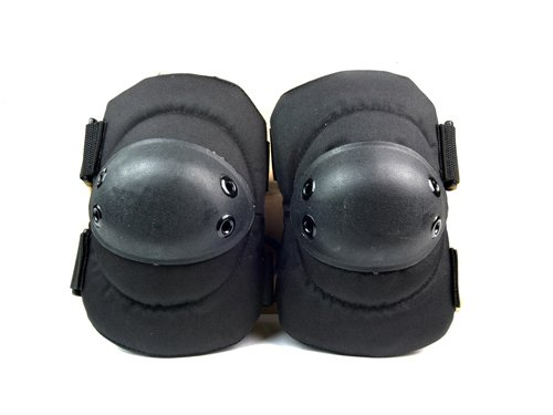 Protective Knee Pads & Arm Pads, Black by BBTac
