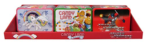 Hasbro Assorted Collectable Candy Tins, 1 Ounce (Pack of 12)