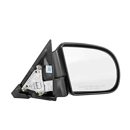 Dependable Direct Right Side Textured Mirror for 98-04 Chevy S10, GMC -