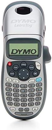 DYMO LetraTag LT-100H Handheld Label Maker for Office or Home (21455)