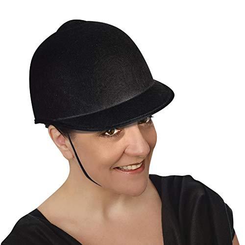 Forum Novelties Equestrian Hat Black Adult Size -