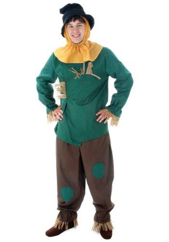 [Plus Size Classic Scarecrow Costume 3X] (Scarecrow Adult Plus Costumes)