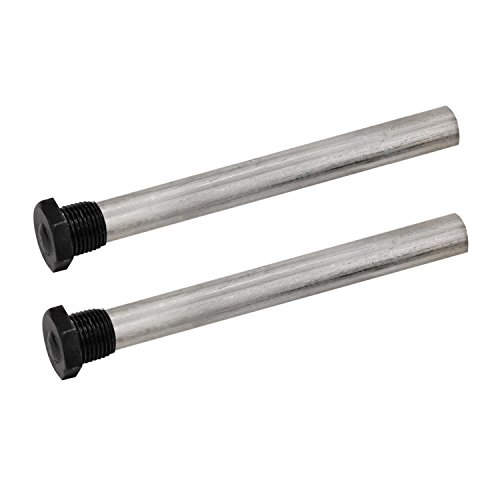 Quick Products QP-MAR9-2PK QP-MAR9 Magnesium Anode Rod for Suburban & Mor-Flo Water Heaters (Repl 232767) - 9