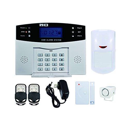 MonkeyJack Remote Controller Door EGSM Wireless Alarm Password Security System Entry US MonkeyJack