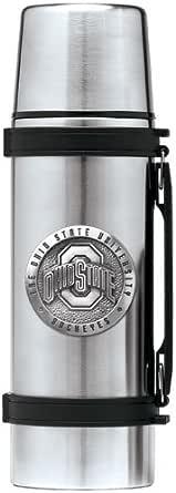 Heritage Pewter Ohio State Buckeyes Thermos THS10175