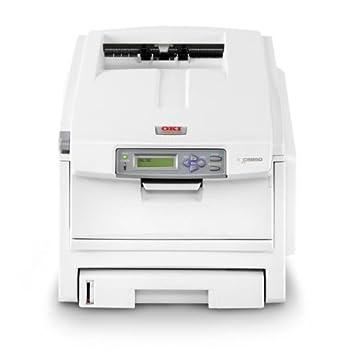 Oki C5950DN - Impresora láser Color (A4, Ethernet, USB ...