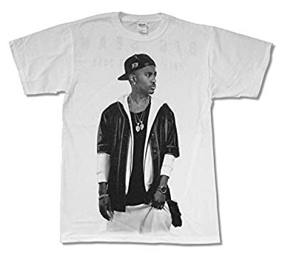 "Adult Big Sean ""HOF 2013"" White T Shirt"