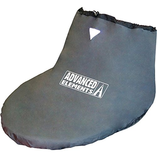 Advanced Elements PackLite Inflatable Kayak Spray Skirt by Canoe