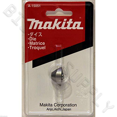 AE Market Makita A-15051 Genuine Replacement Die Only for Both JN1601 and LXNJ01Z Nibbler