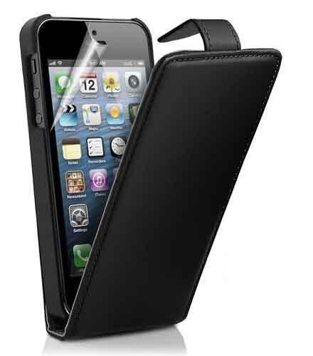 iPhone 6 plus / 6S plus Hülle - VENTER® Leder Flip Hülle mit Flip Folio Stand up Leder Hülle Abdeckung Holster für Apple iPhone 6 plus / 6S plus