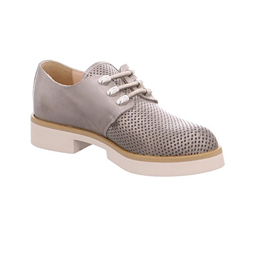 Accatino up Lace Flats Grey Women's rBvq1r
