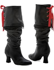 Morgan Adult Costume Shoes - Size 8