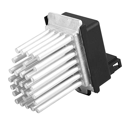 Aramox Blower Motor Resistor,Blower Resistor A/C Heater Fan Blower Motor Resistor  Heater Blower Resistor for A6 Allroad Quattro 98-05 4B0820521: