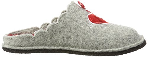 Pantoufles Grey 226 Gris Supersoft 522 Femme 202 Rouge 1BqEYq