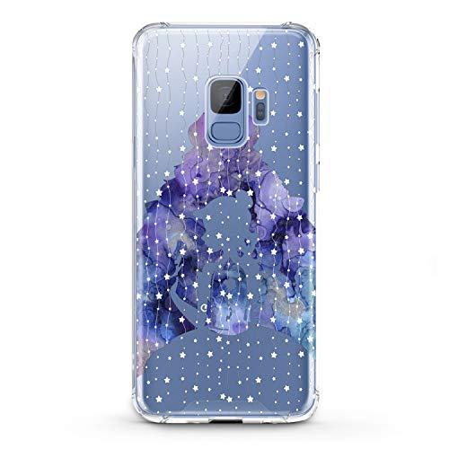 Lex Altern Samsung Galaxy TPU Case J7 MAX Core J6 Plus J4 J3 J2 Prime Bambi Disney Clear Animal Butterfly Silicone Cartoon Cute Cover Print Lightweight Flexible Girl Women Transparent Kids Present ()