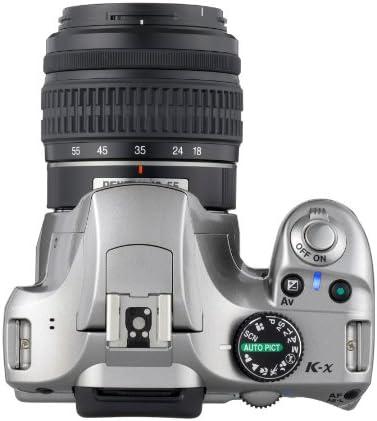 Pentax K-x - Cámara Réflex Digital 12.4 MP (Objetivo 18-55mm ...