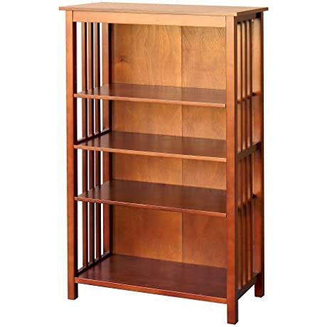 DonnieAnnie Company Hollydale Bookcase 50 Inch