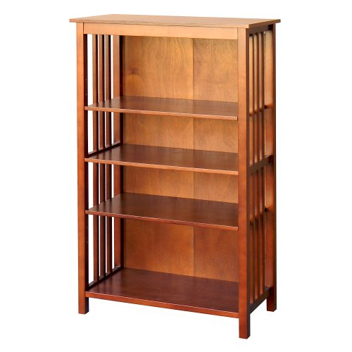 DonnieAnnie Company Hollydale Bookcase, 50-Inch