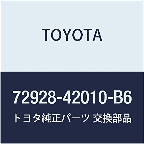 Toyota Genuine 72928-42010-B6 Seat Cushion Cover