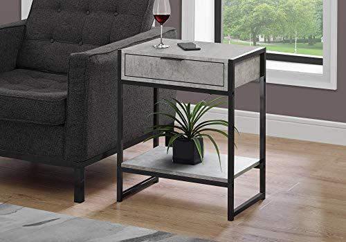 Amazon Com Monarch Specialties I 3482 Accent End Table