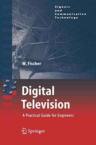 Digital Television: A Practical Guide for Engineers