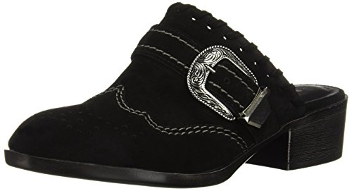 Dirty Laundry by Chinese Laundry Women's Waltz Mule, Black Suede, 11 M US
