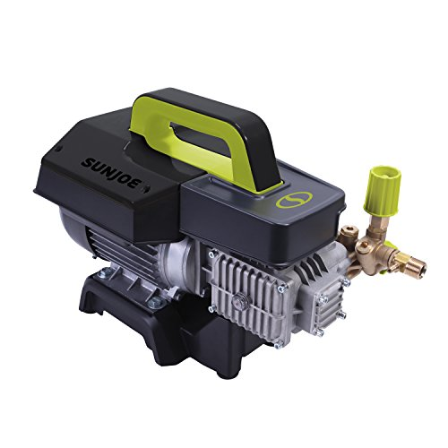 Sun Joe SPX9007-PRO Commercial Series 1800 PSI 1.6 GPM Max 2.41 HP Brushless Induction Motor Electric Pressure Washer