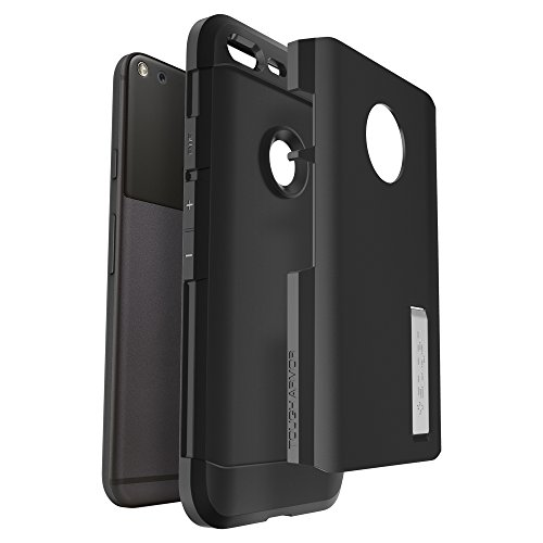 Spigen Tough Armor Google Pixel Xl Case With Kickstand And