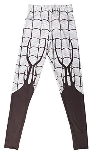 Leggings I Marvel Am Silk Webbing qHw0wfx